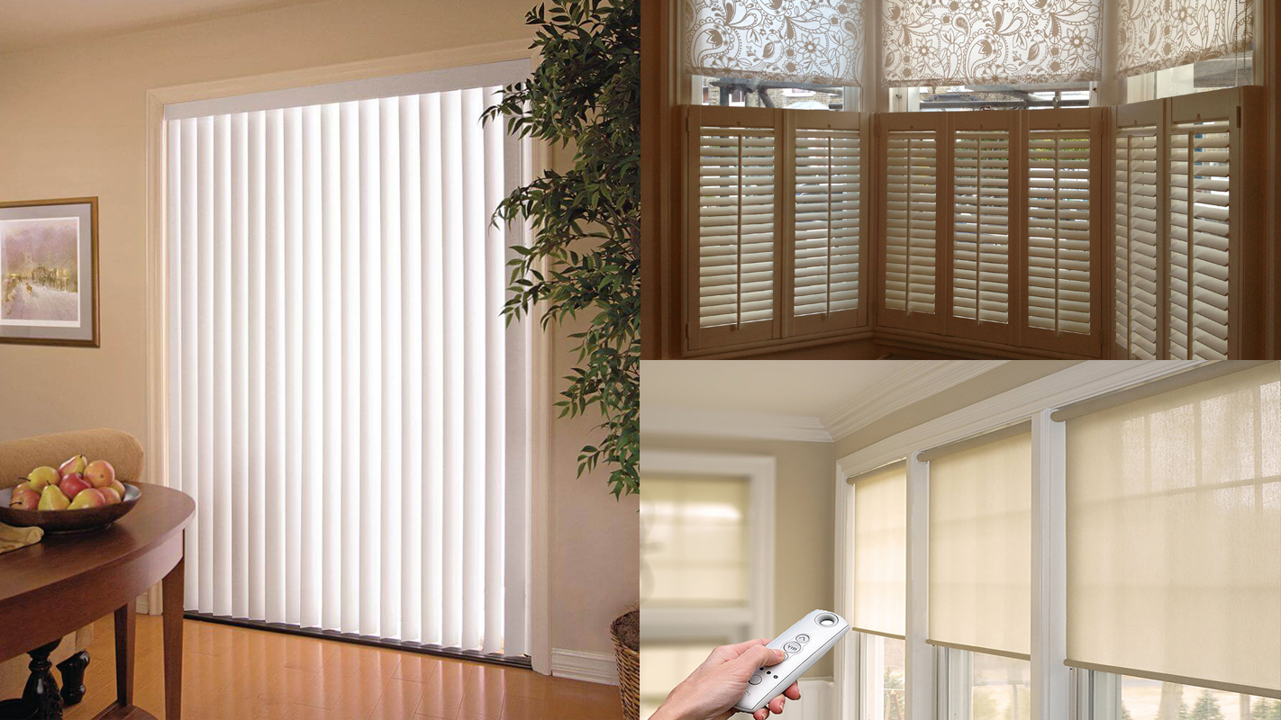 Commercial Shades services in bowie