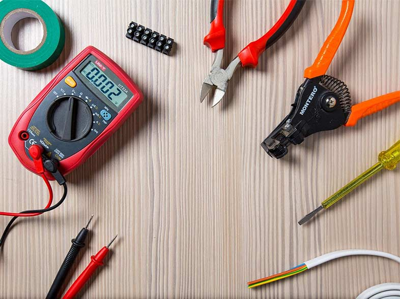 Electrical appliance repair services