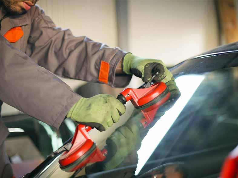 Windshield Chip Repair Services